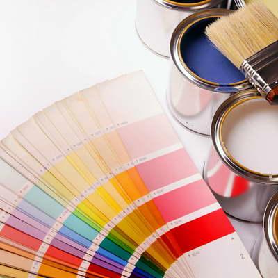 Краски, эмали