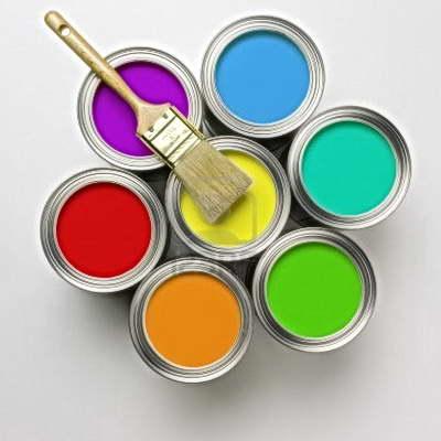 Краска разных производителей