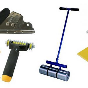 Инструмент для работы с обоями и другими покрытиями