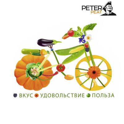 Почвогрунты для цветов, перцев, томатов, других овощей Питер Пит