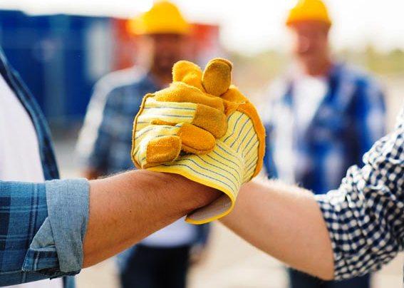 Перчатки Средства защиты труда